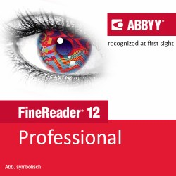 ABBYY FineReader 12 Professional MAC EN ESD