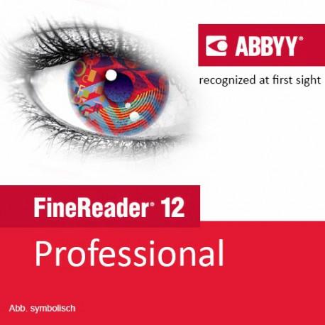 ABBYY FineReader 12 Professional MAC EN ESD