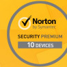 Norton Security 2018 Premium 1 Użytkownik, 10 Urządzeń