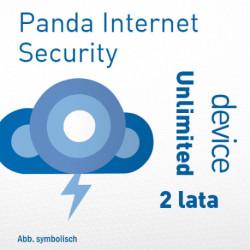 Panda Internet Security 2018 Multi Device PL ESD Unlimited 2 Lata