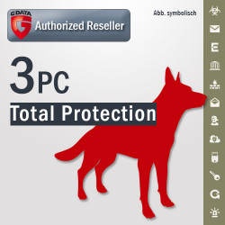 G Data TotalProtection 2016 (3 User) (1 Jahr) (DE) (Win) (ESD)