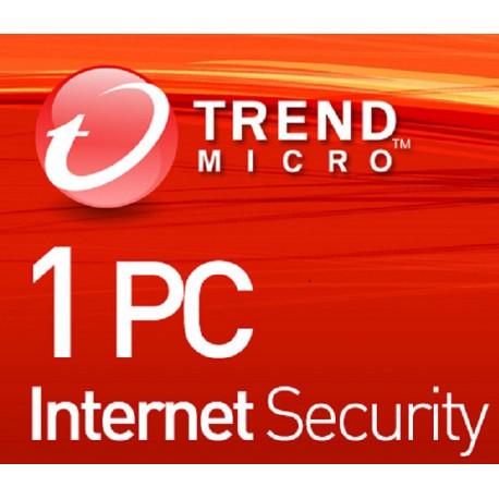 Trend Micro Internet Security 1 PC 2 Lata